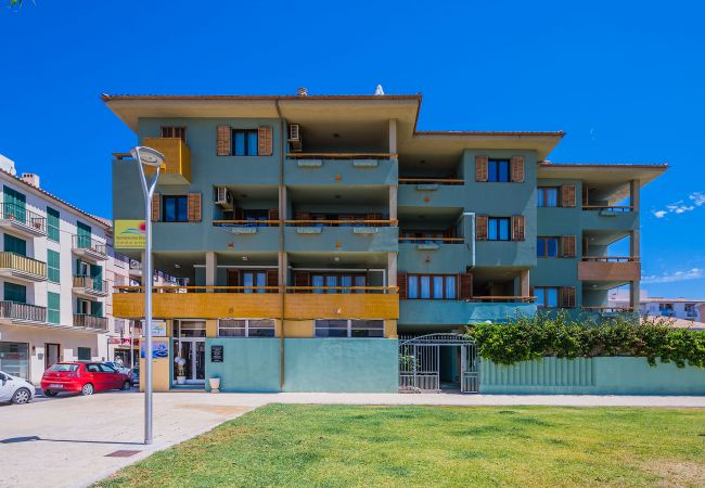 Apartment in Port de Pollença - POL0047-A