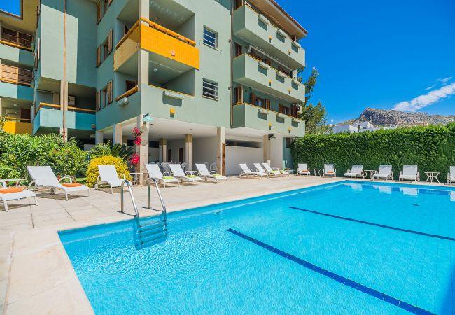 Apartment in Port de Pollença - POL0049-D