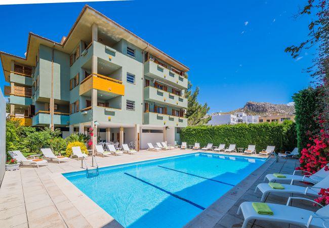 Apartment in Port de Pollença - POL0048-B